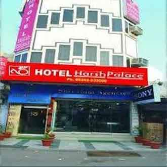 Hotel Harsh Palace LUCKNOW,Lucknow